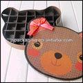 Caja de chocolate de nombres/chocolate cajas/cajas personalizadas para el chocolate