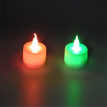 led candles remote controle christmas festival decoration