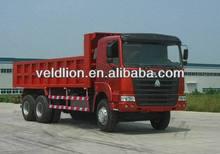 Sinotruck HOYUN 6x4 Dump Truck/Tipper truck