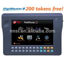 latest version original digimaster iii D3 obd2 car ecu software tool mileage change programmer