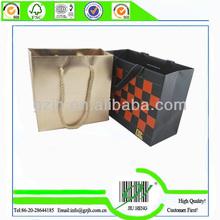 popular custom paper bags for shopping