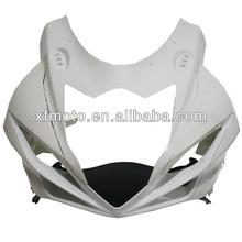 For SUZUKI GSXR600/750 GSXR 600 750 2011 2012 Wholesale Upper Front Fairing Cowl Nose