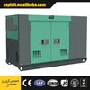 Industrial water cooled single cylinder diesel generator powered by Cummins 4BT3.9G1