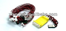 G T POWER RC Model 8 LED Light System for R/C Hobby Helicopter & Airplane
