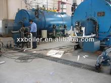 Horizontal type waste oil burner for sale