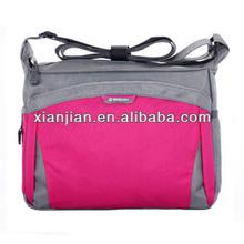 Stock Item Factory Outlet Cheap Casual School Messenger Shoulder Bag (BWXB006)