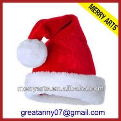 custom made christmas ornaments hat plush crochet christmas hats