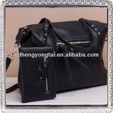 Fashion Korean Style Women's Hobo leather handbag