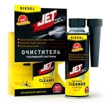 JET 100 Fuel system cleaner for diesel engines