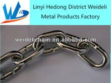 gunny bags galv.long link chain