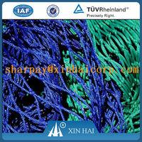 PE/HDPE Different Types of Multifilament Fishing Nets/Tuna Fish Netting