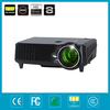 CRE best selling line high lumens multimedia pocket mini home theater led projector