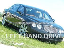 USED CARS - BENTLEY CONTINENTALA FLYINGA A SPUR SPORTS CAR (LHD 98726 PETROL)