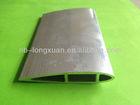 China aluminium partition profile