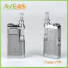 China Manufacture huge vapor e cig innokin itaste vtr e cigarette