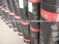 3mm bitumen emulsion waterproofing membrane