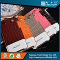 Precio de fábrica de la impresión su propio logotipo del teléfono celular de la contraportada para iphone5 5S
