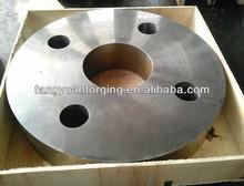 customized large diameter flange
