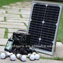 20Watt---80Watt Portable Solar Lantern/Mini Solar Power Lighting Mobile Phone Charging