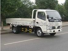 Hot Sale 4x2 With A/C 1-10tons china mini box van truck