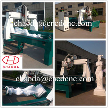 Multi-function!! Good performance!4 axis 3D best wood furniture making cnc router for FOAM, MDF, EPS, PVC, WOOD, ACRYLIC