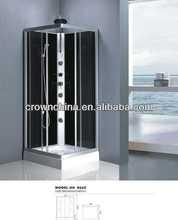 nuevo diseño de alta calidad de vapor sauna ducha sala de tv lcd mini dvd combo