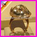ايباي أزياء خاتم الماس خاتم أحجار كريمة أحجار كريمة جديدة كبيرة وهمية رنينا النساء البالغات