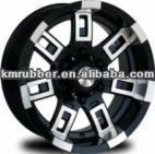 aluminum alloy wheel with suv car 15/16inch wheels