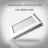 Broad Wavelength Range 600W S100D Cheaper Than IP 65 No Fan Led Grow Light 500W