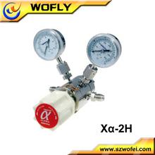 3bar Spring acetylene two stage gas pressure reducing regulator