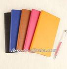 cheap PU journals notebook