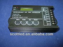 DC5V 24V 5 Channel TC420 LED Time Controller programmable for rgb led pixel string