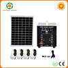 Portable solar power kit FS-S304(CE,IEC ROHS approved)