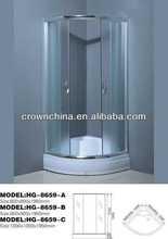 New design high quality steam sauna shower room hydro jet bath