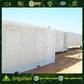 prefab lingshan site office recipiente para venda com a certificação iso