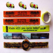 Printed Fashion Tyvek Bracelet Wristbands For Promotion