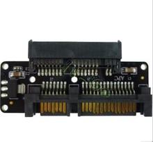 """1.8Micro SATA to 22pin SATA adapter board Fully compatible with Micro SATA 1.8 """"SSD"""