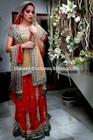 beautiful eastern style bridal dress BE-M102