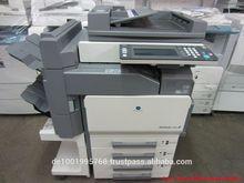 LOT of 5x Konica Minolta Bizhub C252 Copier Printer