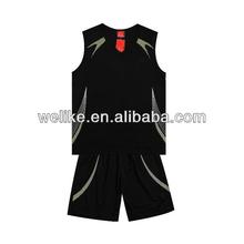 New color black jersey basketball men's basketball singlets buy basketball jerseys online