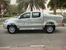 NEW CAR LHD TOYOTA HILUX VIGO 3.0L DIESEL 4X4 AUTOMATIC