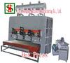 short-cycle laminating equipment/short cycle melamine laminating hot press machine/hydraulic hot press for veneer