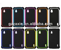 Wood case for lg e960 nexus 4,wholesale mobile phone accessory for LG Nexus 4 E960