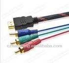 Mini HDMI to RCA cable