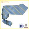 Polyester men's tie necktie stripe designed tie