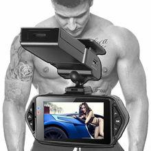 Loop Recording Portable Night Vision Full HD 1080p Car Black Box Car Video Recorder