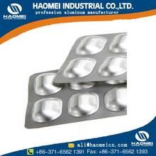 Alu alu laminated foil strip foil packing for pharmaceutical