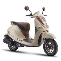 Lintex new model 50cc gas scooter MIU