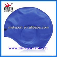 2015 New silicone ear swim cup with custom logo