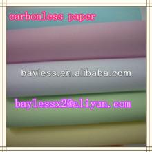 Pressure Sensitive Carbonless Paper NCR paper